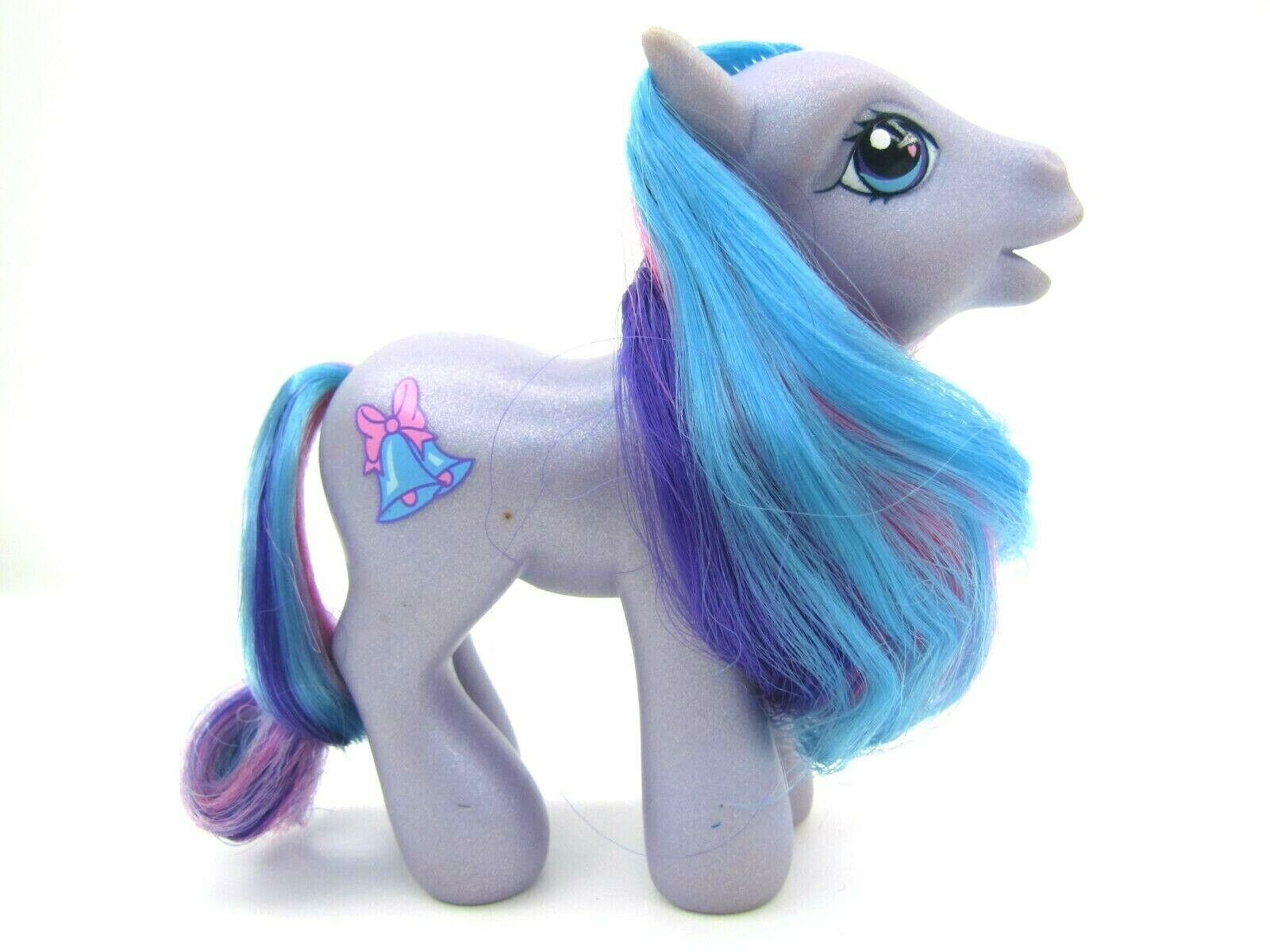 2007 My Little Pony Generation 3 Rainbow Pony TINK-A-TINK-A-TOO Very NICE